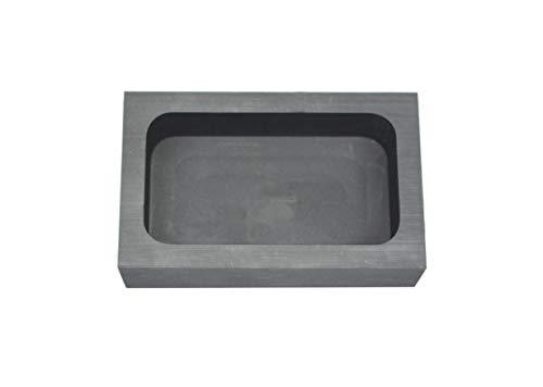 Graphite Ingot Mold Melting Casting Mould for Gold Silver Nonferrous Metal (D3kg) (Graphite Ingot Mold Silver)
