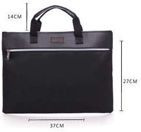 Bag For Office Man Woman Oxford Briefcase Business Men Ladies Portable File Bag design 1