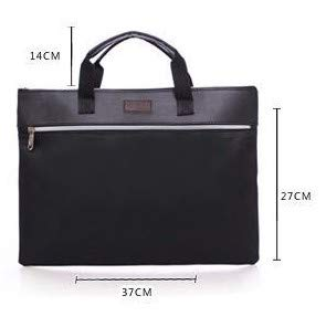 Bag For Office Man Woman Oxford Briefcase Business Men Ladies Portable File Bag design 1