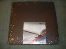 12x12 Album Chocolate (Creative Memories Chocolate Brown 12x12 Flex-Hinge Album - Original Size)
