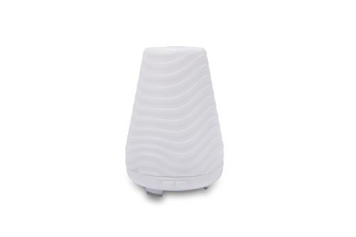 Price comparison product image Codo 100ml Cool Mist Humidifier Aromatherapy Essential Oil Diffusers Portable Ultrasonic Air Purifiers with Color LED Lights Changing and Waterless Auto Shut-off Function