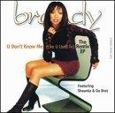 U Don't Know Me Single Edition by Brandy (Artist) (1999) Audio CD