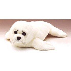 Harp Seal Plush Toy 26
