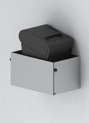 Printer Wall Mount with Storage Compartment PQS PN 80691-CH by Practical Quality Systems (Image #1)
