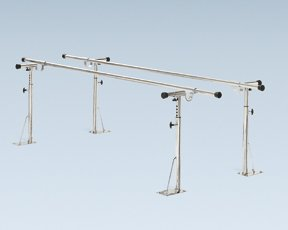 Fabrication Enterprises 15-4060 Height Adjustable Paralle...