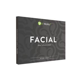 It Works Facial Applicator - 1 Application