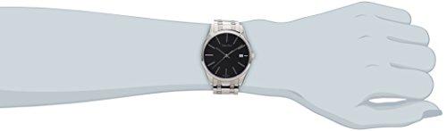 Calvin Klein Montre bracelet à quartz analogique en acier inoxydable k4N23141