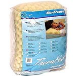 Convoluted Foam Bed Pad, Queen, 2-Inch - 1 pad, Pack of 2