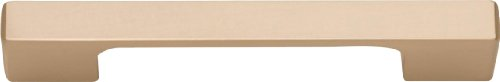 Atlas Finishing Pulls (Atlas Homewares A836-CM Successi Collection Champagne 4.68-Inch Length Thin Length Square Pull)