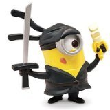 Despicable Me 2 - Minion Ninja - Posable Figure