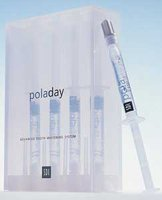 PolaDay Advanced Tooth Whitening System 9.5% Hydrogen Peroxide Gel