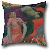 [Oil Painting Rupert Bunny - The Rape Of Persephone Throw Pillow Covers 16 X 16 Inches / 40 By 40 Cm For Bf,home Theater,teens Girls,shop,seat,monther With Twin] (In N Out Burger Halloween Costume)