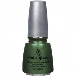 China Glaze 'Tis the Season to be Naughty and Nice Polish, Jolly Holly by China Glaze ()