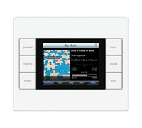 Universal Remote Control In-Wall Two-Way Total Control Serie