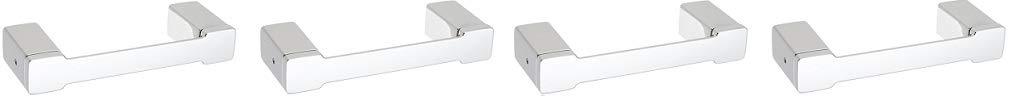 Moen YB8808CH 90 Degree Pivoting Paper Holder, Chrome (4-(Pack))