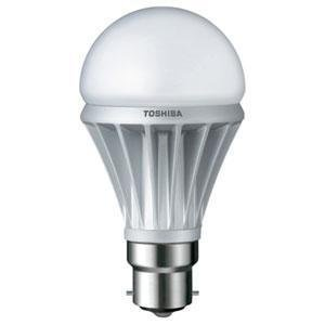 Toshiba LED Light Bulb E Core GLS 5.5Watt Energy Saving Light Bulb ...:Toshiba LED Light Bulb E Core GLS 5.5Watt Energy Saving Light Bulb BC  Frosted Cool White [Energy Class A],Lighting