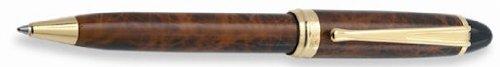 00332 AURORA B33/T IPSILON TURTLE LACQUER Ballpoint Pen - Turtle Lacquer