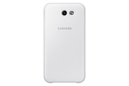 Samsung Galaxy J7 (2017) Protective Cover Cell Phone Case for Galaxy J7 SM-J727 - White ()