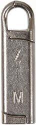 Zipper Mend Bulk Buy Silver (6-Pack)