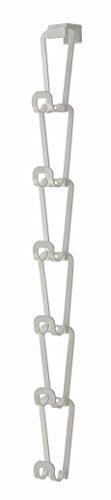 YAMAZAKI home Chain Joint Bag Hanger, White
