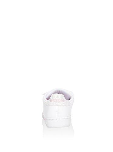 Reebok Zapatillas Npc Rad 3V Deco Blanco / Rosa EU 40 (US 9)