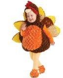 Underwraps Belly Baby Turkey Costume - Medium (18-24 Months)