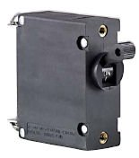 Ancor 551610 Marine Grade Electrical Magnetic Single Pole Acdc Circuit Breaker (10-amp, Red)