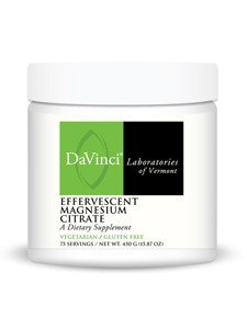 Da Labs Vinci - Davinci Labs - Effervescent Magnesium Citrate 75 Servings [Health and Beauty]