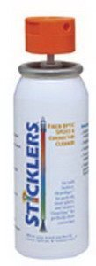 Sticklers Fiber Optic Splice And Connector Cleaner, 3 oz.