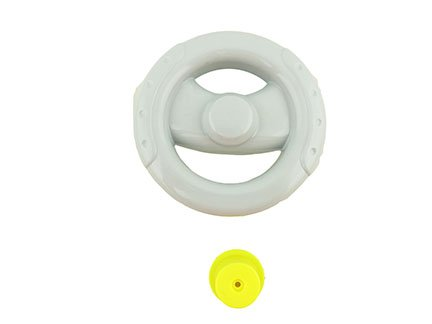 Fisher-Price Laugh & Learn Servin' Up Fun Food Truck - Replacement Steering Wheel with Retainer