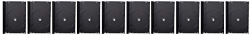 Sega CD / Sega Saturn replacement game cases 10 pack **SECOND RUN**