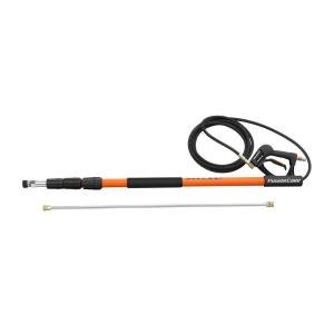 - Power Care 18 ft. 3,800 psi Telescoping Spray Wand for Pressure Washers