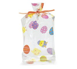 Cello Bags Hatching Easter Chicks Small - Pack of 100