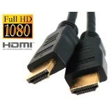 (SatMaximum High Performance Image & Audio HDMI cable for Blu-ray, 3D, DVD, PS3, HDTV, XBOX, LCD HD TV (25FT Black), ships same business day! )