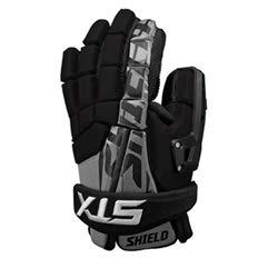 STX Lacrosse Shield Goalie Glove, Purple, 12-Inch – DiZiSports Store