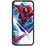 Personalized Spider Man And Thunder Case for iPhone 6