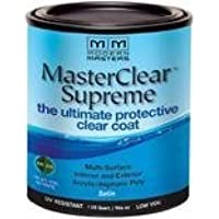 MODERN MASTERS MCS90232 Clear Coat Satin by Modern Masters