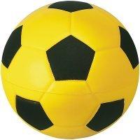 Grevinga - Balón de fútbol de gomaespuma con Capa de Poliuretano