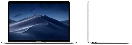 Apple MacBook Air (13-inch Retina display, 1.6GHz dual-core Intel Core i5, 8GB, 256GB) – Silver (Renewed)