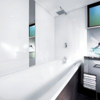 white bathroom wall panels 1m wide wall panel white hi gloss tongue and grooved 100 21486