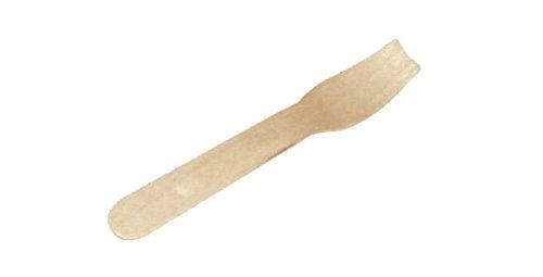 PacknWood Wooden Ice Cream Spoon (Case of 3000) by PacknWood