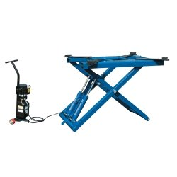 Portable Mid-Rise Scissors Lift tool & industrial ()