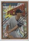 Andy Pettitte (Baseball Card) 1996 Topps Finest - [Base] - Refractor #122 (Refractor Finest 1996)