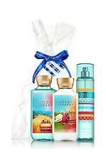 Mandarin Lotion Apple Body (Bath Body Works Endless Weekend Fragrance Mist, Lotion and Shower Gel 3 Piece Set)