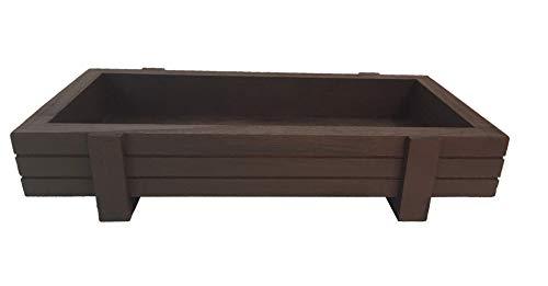 Beautiful Wooden Microgreen Trays Measuring 15.75