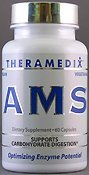 AMS/Carbohydrate Digestion 60c by Theramedix