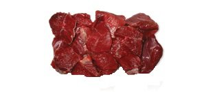 Venison Stew Meat Boneless (1 Bag/ 5 Lbs.)