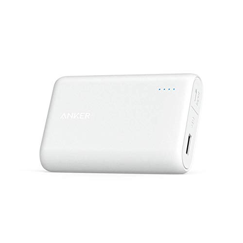 Anker PowerCore 10000, One of The Smallest and Lightest 1000