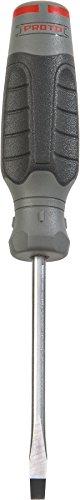 Stanley Proto JK1404R Duratek Slotted Keystone Round Bar Screwdriver, 1/4-Inch by 4-Inch