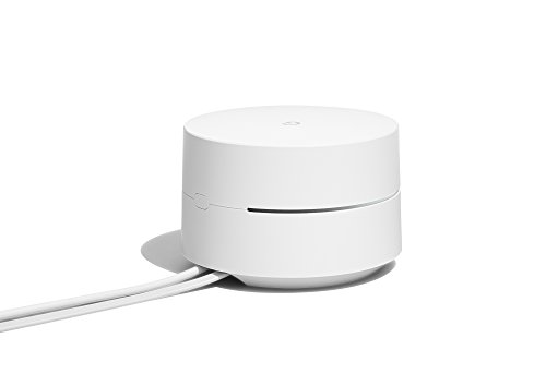 Large Product Image of Google WiFi system, 3-Pack - Router replacement for whole home coverage